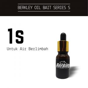 essen ikan mas berkley oil bait 1s